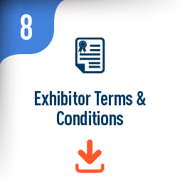Exhibitor Terms & Conditions