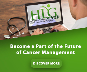 Become a Part of the Future of Cancer Management