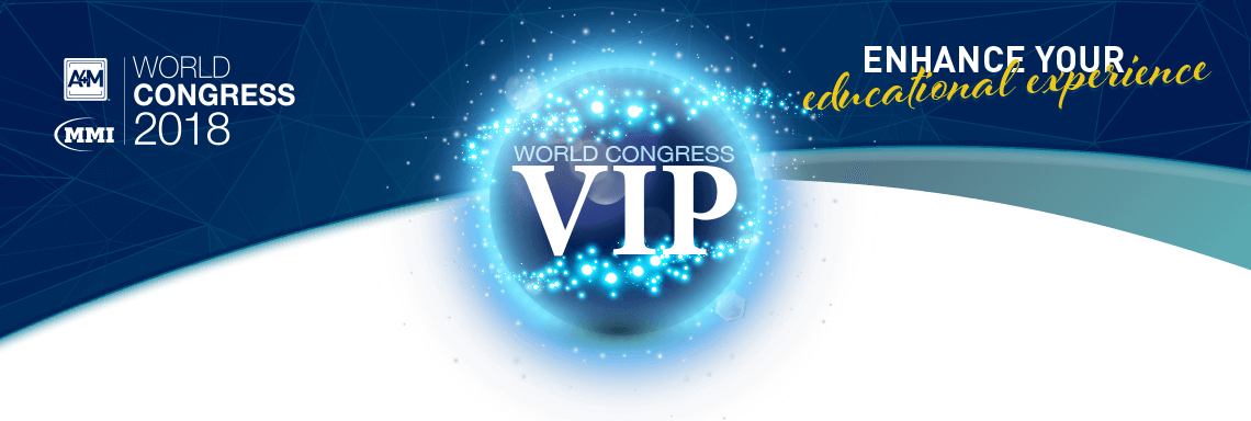 World Congress 2018 VIP