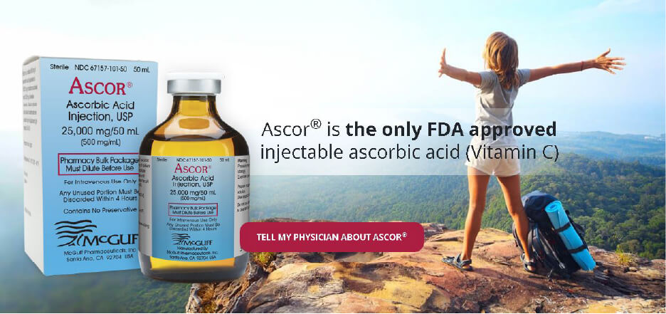 Tell my physician about ASCOR