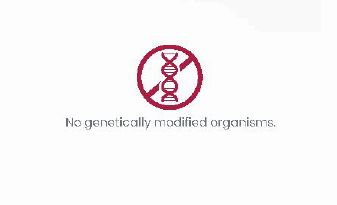 No genetically modified organisms