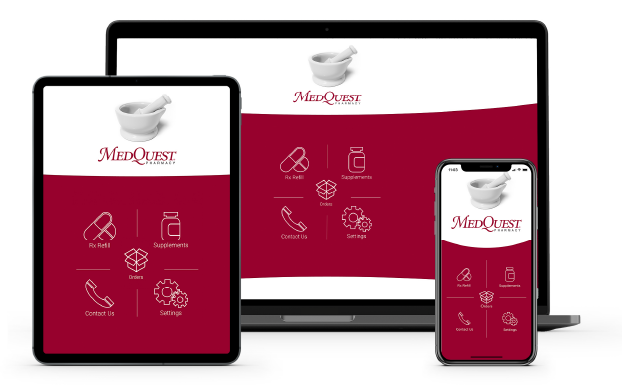 MedQuest App Devices