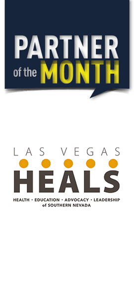 Partner of the Month - Las Vegas Heals