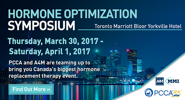 2017 Hormone Optimization Symposium