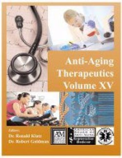 Anti-Aging Therapeutics, vol. 15